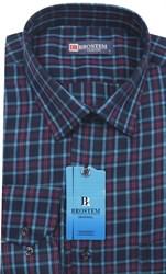 Мужская рубашка в клетку Brostem KB5