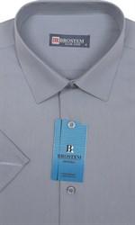 Мужская рубашка с коротким рукавом BROSTEM 4710As-p