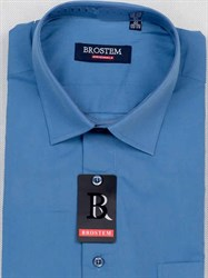 Мужская рубашка с коротким рукавом BROSTEM CVC45s