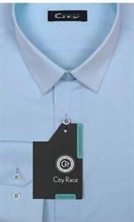 Приталенная рубашка City Race BROSTEM 905 (8LCR46-2)