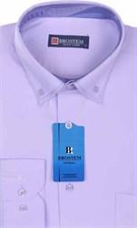 Мужская рубашка BROSTEM 4708VS97 Z-pp приталенная