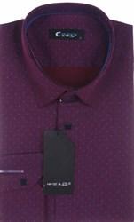 Мужская рубашка City Race BROSTEM приталенная  CR151-41 Z-pr