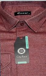 Мужская рубашка City Race BROSTEM KAC1713-4-pr