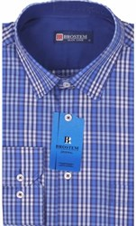 Мужская рубашка большого размера BROSTEM K6-261-G