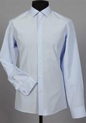 Рубашка мужская VESTER 70714S-10-18 приталенная