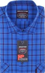 Рубашка мужская хлопок SH775s Brostem