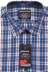 Рубашка мужская хлопок SH666s Brostem