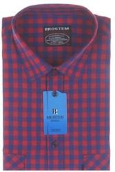 Мужская рубашка хлопок SH686s Brostem
