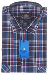 Рубашка мужская хлопок SH661s Brostem