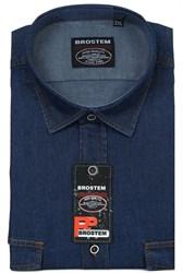 Мужская рубашка джинсовая BROSTEM LAN-1-j-Bros