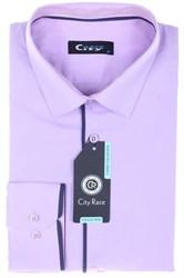 Мужская сорочка приталенная BROSTEM CITY RACE 906-127 Z-p-Bros