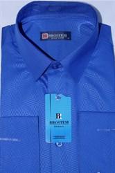 Мужская рубашка полуприталенная BROSTEM 4730-10-pp-Bros