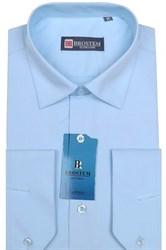 Рубашка с модалом полуприталенная BROSTEM 4706-10
