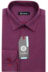 Приталенная кашемировая рубашка Brostem City Race KAC15018C-pr-Brostem