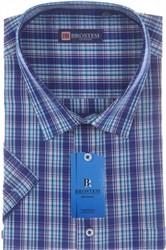 Мужская рубашка большого размера BROSTEM 8SG16-9sg