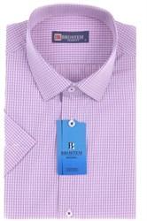 Большая рубашка короткий рукав BROSTEM 8SG027-1sg