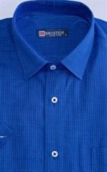 Большая рубашка лен+хлопок 8SG24-1sg