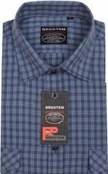 Большая фланелевая рубашка BROSTEM KA16003Ag