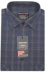Фланелевая рубашка BROSTEM KA16005Bg