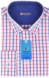 Большая мужская рубашка BROSTEM K6-305g