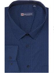 Большая рубашка мужская 8LG115 BROSTEM