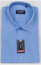 Офисная мужская рубашка большого размера CVC23Ag  BROSTEM