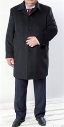 Большое зимнее пальто на утеплителе W304