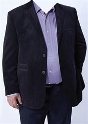 Большой вельветовый пиджак П-1324 Benafetto