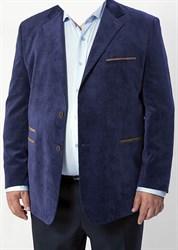 Большой вельветовый пиджак П-1323 Benafetto