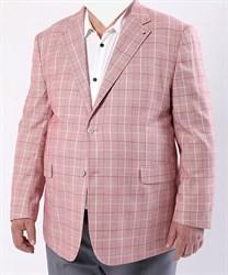 Большой розовый пиджак П-23380 Benafetto