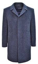 Утепленное пальто с супатной застежкой ВИЛЕР RF