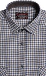 Большая фланелевая рубашка BROSTEM 8LG42+3g