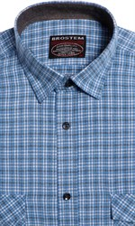 Мужская фланелевая рубашка BROSTEM 8LBR42+4