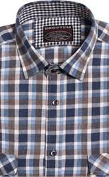Теплая рубашка шерсть/хлопок Brostem 8LBR49+2