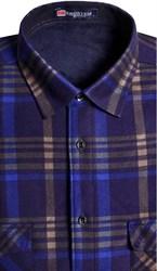 Рубашка с флисом  BROSTEM 8LBR21-44