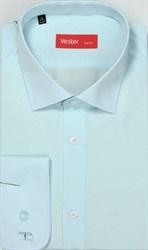 На высоких сорочка VESTER 707142-11 приталенная(Мин)