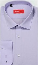 На высоких сорочка VESTER 707142-04 приталенная
