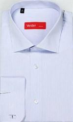 На высоких сорочка VESTER 707142-13 приталенная(Мин)