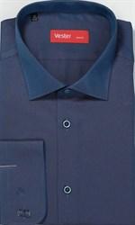 На высоких сорочка VESTER 707142-26 приталенная(Мин)