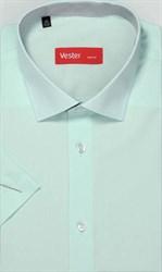 Мужская сорочка мятного цвета