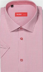 Большая сорочка короткий рукав VESTER 860141-09