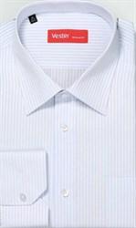 Нежно голубая рубашка
