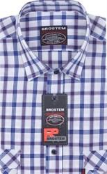 Рубашка 100% хлопок большая SH771sg Brostem