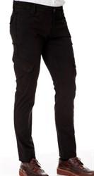 Черные брюки карго