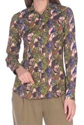 Женская хлопковая рубашка BAWER 2RYG60012-04