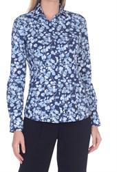 Женская хлопковая рубашка BAWER 2RY50012-01