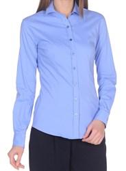 Женская хлопковая рубашка BAWER 1RYG40012-05