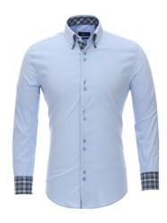 Приталенная рубашка Bawer RZ1111004-03