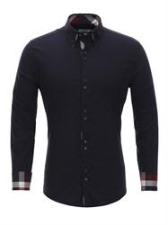 Приталенная рубашка Bawer RZ1111005-01