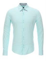 Приталенная рубашка Bawer RZ1111005-03